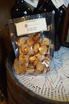 Biscuits salés - Assortiment herbes du maquis/charcuterie/fromage de chèvre