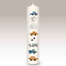 Geburtstagskerze Fahrzeuge