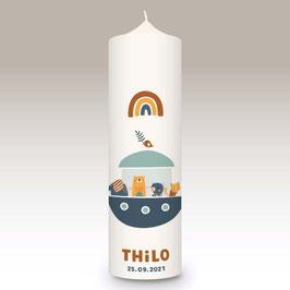 Taufkerze MLA Thilo