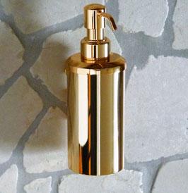 Exklusiver Wand-Design-Seifenspender 24 Karat vergoldet