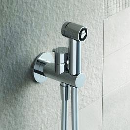 Unterputz Hygiene -Duscharmatur COBBER, mit Handbrause