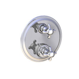 Thermostat Unterputz Dusch-/Badewannenarmatur MONTMARTRE mit Umstellerventil