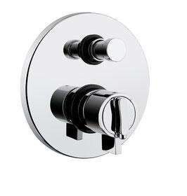 Unterputz Thermostat Dusch- oder Wannenarmatur OXO TEMP, 2 Ausgänge