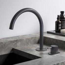 Design 2-Loch Waschtischarmatur COBBER