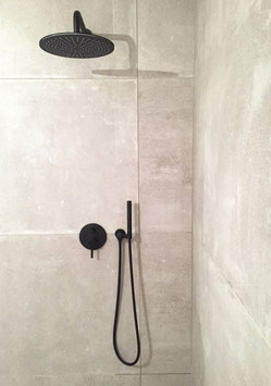 Komplette Unterputz Duschanlage OXO