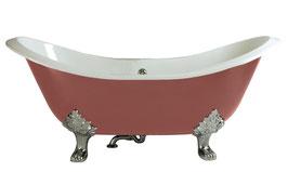 Badewanne DEVON ohne Armaturenbank (HERITAGE)