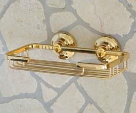 Ablage für Dusche oder Badewanne aus Metall