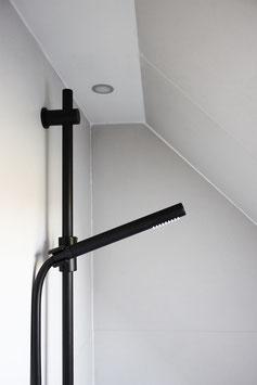 Aufputz Duschanlage mit Brausestange OXO