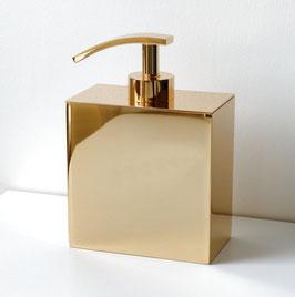 """Exklusiver Design-Seifenspender """"ENTOURAGE"""", 24 Karat vergoldet"""