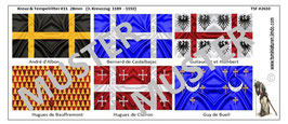 28mm Kreuzzüge #11 3. Kreuzzug