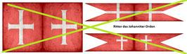 1:32 Flags Kreuzzüge #02 Johanniter