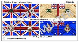 28mm 7 Jähriger Krieg #18 England