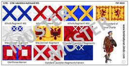 1:72 Jakobiten Aufstand #01 Schottland