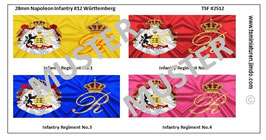 28mm Napoleonische Kriege #12 Württemberg
