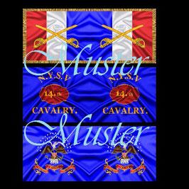 ACW #16 Kavallerie Regimenter