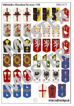 Mittelalter Hussiten Pavesen # 02