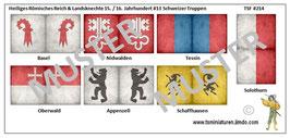 1:72 Landsknechte Schweiz #13 (gealtert)
