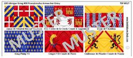 28mm Mittelalter Die Schlacht von Crécy #08 Frankreich