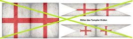 1:32 Flags Kreuzzüge #01 Templer