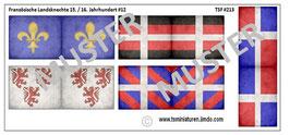 1:72 Landsknechte Frankreich #12 (gealtert)