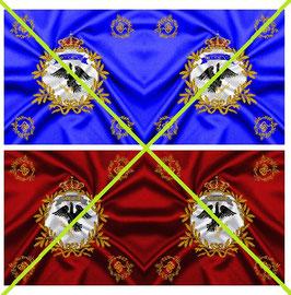 1:32 Flag Napoleon Preußen Infanterie #04