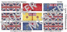 1:72 Napoleonische Feldzüge #32 England Battle of Waterloo