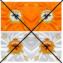 1:32 Flag Napoleon Preußen Infanterie #01
