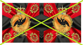1:32 Flag Napoleon Russland Infanterie #01