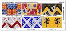28mm Mittelalter Die Schlacht von Otterburn #01