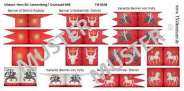 1:72 Mittelalter Litauen Banner #09