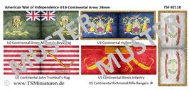 28mm AWI #19 US Continentals