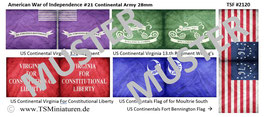 28mm AWI #21 US Continentals