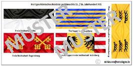 1:72 Landsknechte Hl. Röm. Reich #01