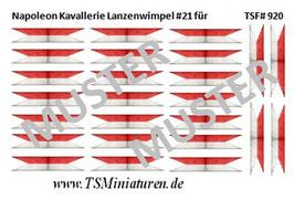 1:72 Napoleon Lanzenwimpel #21