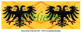 1:24 / 7cm Fahne für Landsknechte #13