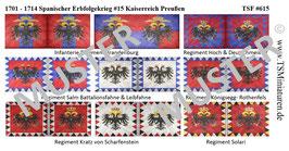 1:72 Spanischer Erbfolgekrieg #15 Kaiserreich Preußen