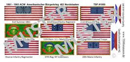 1:72 ACW #01 Nordstaaten
