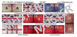 1:72 AWI Amerikanischer Unabhängigkeitskrieg #01 England