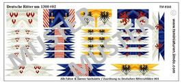 1:72 Mittelalter Deutsche Ritter #02