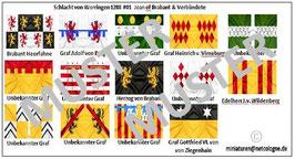 1:72 Mittelalter Schlacht bei Worringen 1288 #01