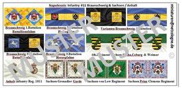 1:72 Napoleonische Feldzüge #11 Braunschweig & Sachsen