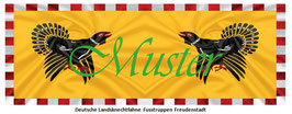 1:24 / 7cm Fahne für Landsknechte #18