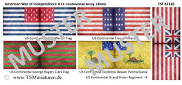 28mm AWI #17 US Continentals
