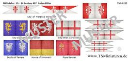 1:72 Mittelalter 13. Jahrhundert #07 Italien
