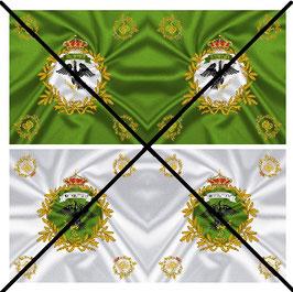 1:32 Flag Napoleon Preußen Infanterie #03