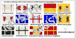 1:72 Mittelalter Schlacht bei Worringen 1288 #02