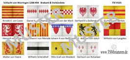 1:72 Mittelalter Schlacht bei Worringen 1288 #04