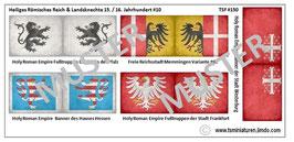 1:72 Landsknechte Hl. Röm. Reich #10 (gealtert)