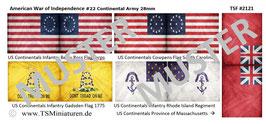 28mm AWI #22 US Continentals