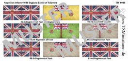 1:72 Napoleonische Feldzüge #36 England Battle of Talavera